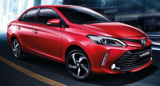 Toyota Vios 2017 chính thức trình làng tại Thái Lan, giá 17.000 USD 4