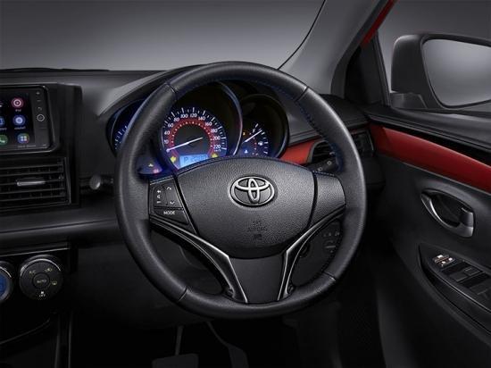 Toyota Vios 2017 chính thức trình làng tại Thái Lan, giá 17.000 USD 14