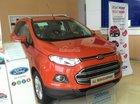 Cần bán Ford EcoSport Titanium sản xuất 2016, màu đỏ cam