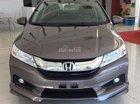 Honda Mỹ Đình - Bán Honda City 1.5 CVT màu titan đời 2016 giá tốt nhiều ưu đãi - Lh: 0978776360