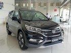 Cần bán xe Honda CR V 2.4 TG đời 2016, phiên bản cao cấp, khuyến mãi tốt - LH: 090 394 7366