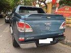 Bán xe Mazda BT 50 đời 2014, màu xanh lam
