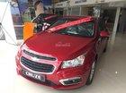 Bán xe Chevrolet Cruze LT 2017, màu đỏ, hỗ trợ vay 100% giá trị xe