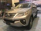 Toyota Fortuner 2.4G MT, số sàn, phiên bản 2017, xe nhập khẩu nguyên chiếc