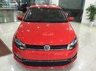 Volkswagen Polo Hatchback 1.6 AT 2015 màu đỏ, nhập khẩu nguyên chiếc, giá ưu đãi chỉ còn 662 triệu