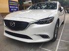 Mazda Giải Phóng bán xe Mazda 6 2.0L, bản facelift 2017 mới, hỗ trợ dịch vụ tốt nhất tới khách hàng