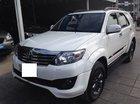 Bán xe Toyota Fortuner TRD Sportivo 2014, màu trắng, 2 cầu, giá ưu đãi