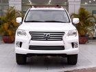 Mình bán xe Lexus LX 570 đời 2014, màu trắng, nhập khẩu chính hãng