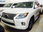 Cần bán Lexus LX 570 đời 2015, màu trắng, nhập khẩu chính hãng
