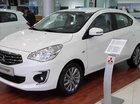 Cần bán Mitsubishi Attrage MT đời 2016, màu trắng, nhập khẩu, giao xe ngay