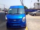Mình bán xe Ford Transit LX đời 2015, màu xanh lam giá cạnh tranh