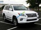 Cần bán xe Lexus LX 570 sản xuất 2014, màu trắng, mới 100% full options