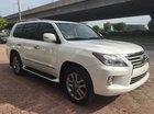 Lexus LX570 trắng 2015 xe xuất Mỹ bản full option mới 100% giao xe ngay