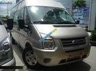Sài Gòn Ford - CN Trần Hưng Đạo bán xe Ford Transit LX đời 2015, màu bạc, 904 triệu