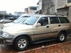 Cần bán xe Ssangyong Musso 2007, giá tốt đi được 8,2 vạn