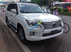 Cần bán xe Lexus LX 570 2012, màu trắng, nhập khẩu chính hãng nhanh tay liên hệ