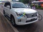 Cần bán Lexus LX 570 2012, màu trắng, xe nhập, sang trọng
