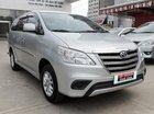 Mình bán Toyota Innova E sản xuất 2014, màu bạc