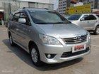 Cần bán gấp Toyota Innova G đời 2012, màu bạc, giá chỉ 710 triệu