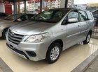 Bán ô tô Toyota Innova 2.0E năm 2015, màu bạc, 745 triệu