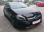 Cần bán xe Mercedes A250 Sport đời 2014, màu đen