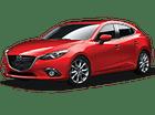 Cần bán xe Mazda 3 năm 2015, màu đỏ, giá tốt
