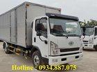 Bán xe tải Faw 6.2 tấn, thùng mui bạt, thùng kín dài 4.35 mét