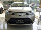 Bán Toyota Vios E đời 2016, ưu đãi giá lên đến 30 triệu phụ kiện, có xe giao ngay