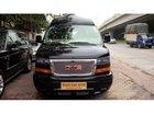 Bán xe GMC Savana đời 2012, màu đen, xe nhập