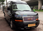 GMC Savana đời 2012, màu đen, nhập khẩu chính hãng, số tự động
