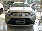 Xe Toyota Vios 1.5 E MT giá tốt, ưu đãi lớn nhất năm 2016 tại Toyota Bến Thành