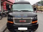Xe GMC Savana Limited sản xuất 2013, màu đen, nhập khẩu chính hãng, số tự động