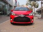 Bán Toyota Yaris model 2017, màu đỏ, nhập khẩu chính hãng, 945 triệu