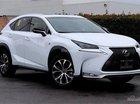 Giao ngay Lexus NX 200T (F-Sport) 2016, màu trắng, nhập khẩu mới 100%