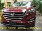 Bán Hyundai Tucson đời 2016, màu đỏ, nhập khẩu chính hãng, giá tốt