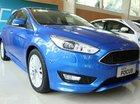 Xe ô tô Sài Gòn Ford Focus 1.5L Ecoboost Sport 5 cửa 2017, màu xanh, giá 780 triệu, chưa khuyến mãi