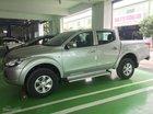 Bán Mitsubishi Triton 1 cầu số sàn 2016, giá tốt, giao xe ngay, nhập khẩu nguyên chiếc