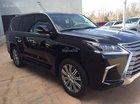 Cần bán xe Lexus LX đời 2016, màu đen, xe nhập