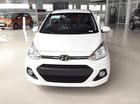 Hyundai Hà Đông - Hyundai Grand i10 2016, khuyến mại cực tốt, hỗ trợ làm Uber và Grab, LH: 0974505154