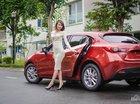Bán Mazda 3 2017, Mazda 3 chính hãng giá chỉ 660 triệu giao xe ngay trước tết
