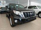 Giao ngay Toyota Land Cruiser Prado TXL 2016 màu đen, giá hợp lý nhất