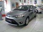Cần bán xe Toyota Vios 1.5E đời 2016, đủ màu, giá chỉ từ 560 triệu, khuyến mại nhiều quà tặng hấp dẫn