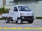 Bán xe tải 5 Dongben 870Kg đời 2016, màu trắng bạc, trả góp