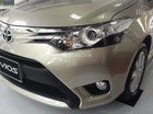 Cần bán xe Toyota Vios 1.5E đời 2016, đủ màu, giá chỉ từ 546 triệu, khuyến mại nhiều quà tặng hấp dẫn