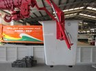 Xe sửa chữa điện, xe thang nâng người trên cao 10 m, 12 m, 14 m
