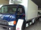 Tặng 100% thuế trước bạ khi mua bán xe tải đông lạnh Thaco Hyundai HD65, xe tải Hyundai tại BRVT