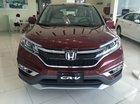 Honda Mỹ Đình - Cần bán xe Honda CR V 2.0 AT màu đỏ đời 2016 giá tốt nhiều ưu đãi! LH Ms. Ngọc: 0978776360