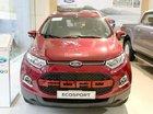 Xe Ford Ecosport 1.5L số tự động (Titanium), số sàn (Trend), vay 85% lãi cố định 0.5%/tháng, liên hệ để có giá tốt