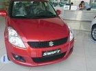 Bán Suzuki Swift 2016, màu đỏ, có xe giao ngay, liên hệ 096.5678.426