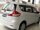 Bán Suzuki Ertiga đời 2016, màu trắng, nhập khẩu nguyên chiếc với nhiều khuyến mại hấp dẫn